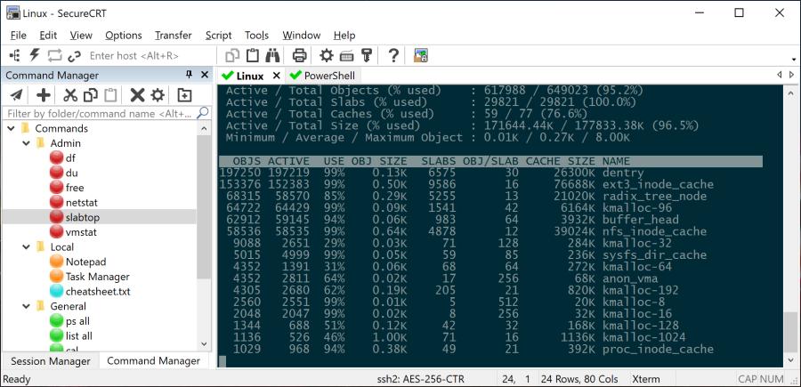 SecureCRT 8.8 B2214 Crack Plus Serial Key 2020 Download