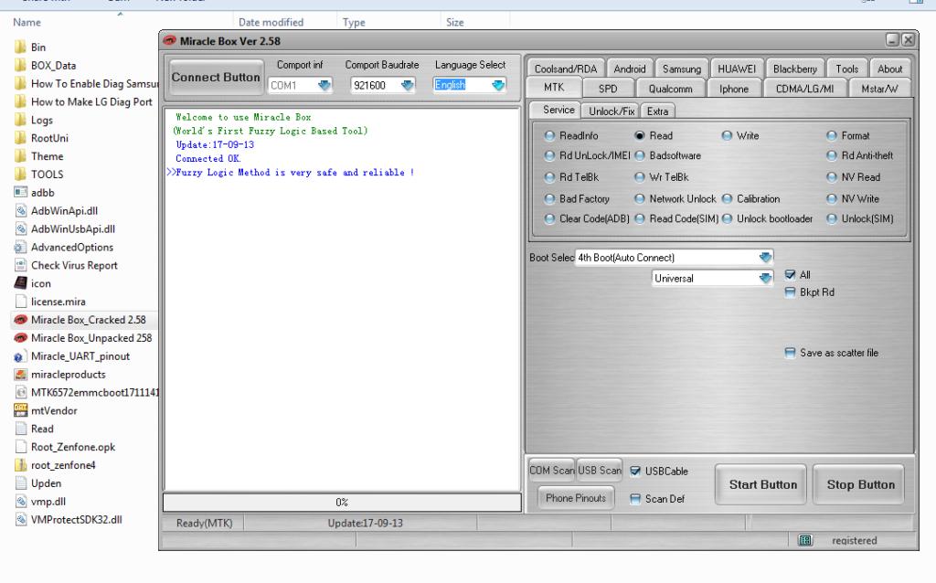 Miracle Box Pro 3.07 Crack Plus Serial Code 2020 Free Download