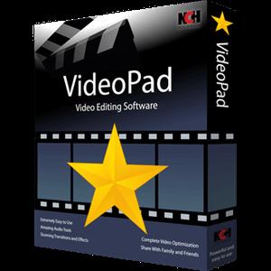 VideoPad Video Editor 8.75 Crack Plus Keygen 2020 Download