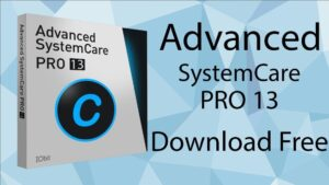 Advanced System Care Pro 13.6.0.291 Crack with Serial Download