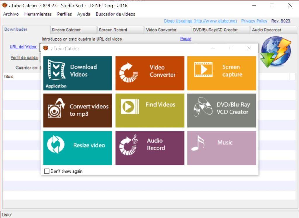 aTube Catcher 3.9 Crack Plus Serial Number 2020 Free Download
