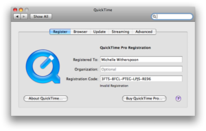 QuickTime Pro 7.7.9 Crack with Serial Key 2020 Download