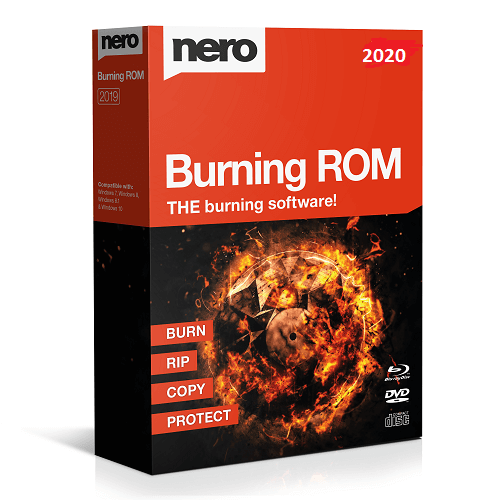 Nero Burning Rom Crack [23.5.1010] + Keygen {2021} Free Download