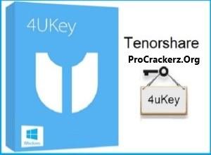 Tenorshare 4uKey 3.0.6.14 Crack + Registration Code (2021) Free Download
